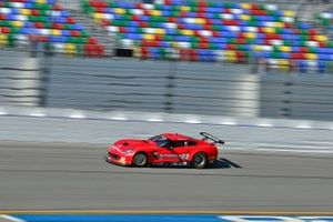 #23 TA Chevrolet Corvette driven by Amy Ruman of Ruman Racing