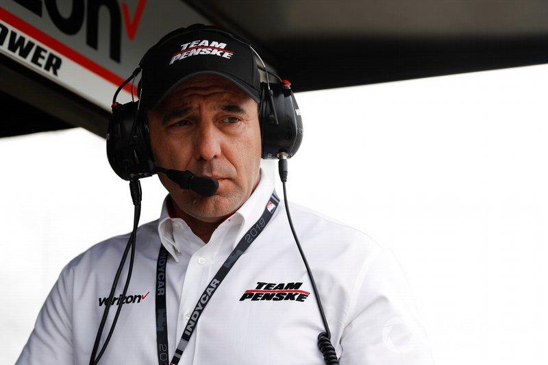 Рон Рузевски, технический директор Team Penske Chevrolet