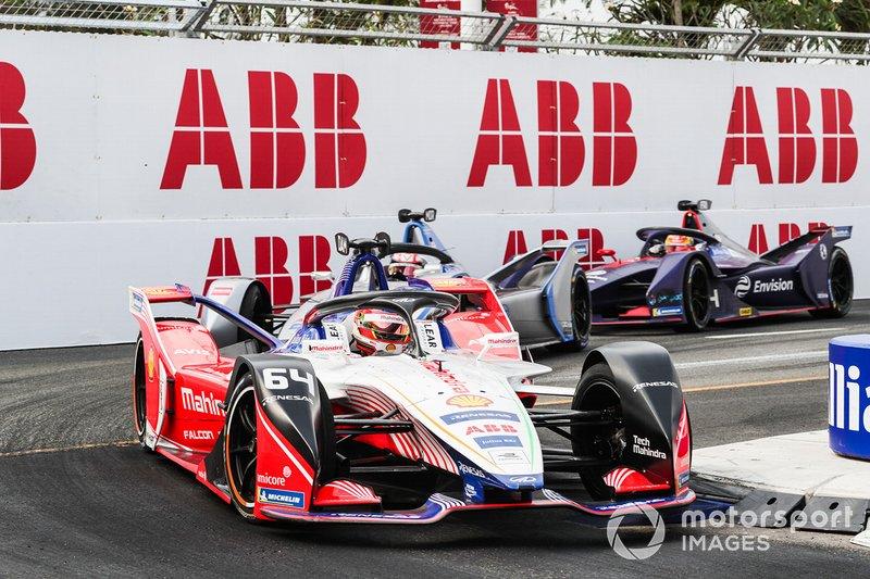 Jérôme d'Ambrosio, Mahindra Racing, M5 Electro, Edoardo Mortara, Venturi Formula E, Venturi VFE05, Robin Frijns, Envision Virgin Racing, Audi e-tron FE05