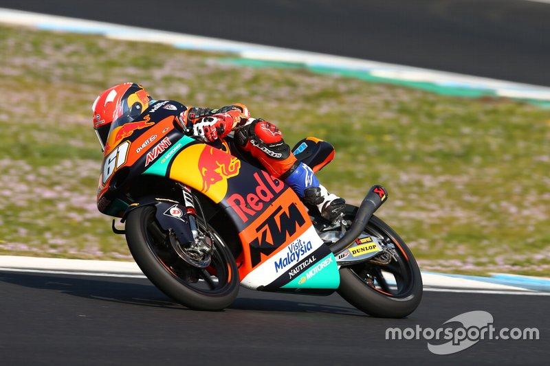 Can Öncü, Red Bull KTM Ajo