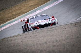 #30 Honda Team Motul Honda NSX GT3 Evo: Bertrand Baguette, Mario Farnbacher, Renger van der Zande