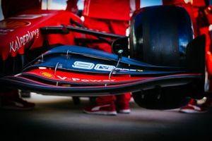 Ferrari SF90, ön kanat