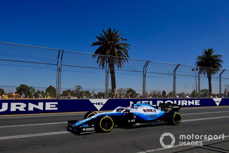 Джордж Рассел, Williams FW42