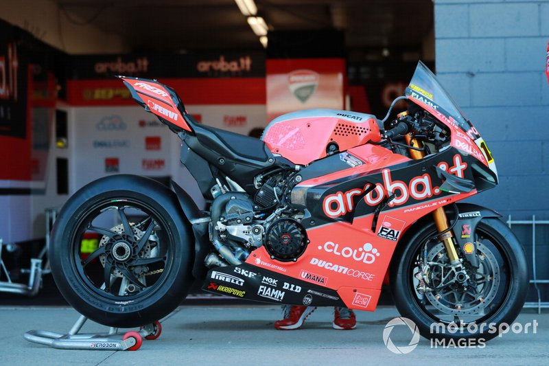 Alvaro Bautista, Aruba.it Racing-Ducati Team's Ducati