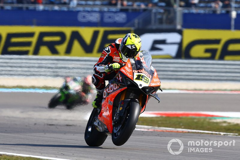 Alvaro Bautista, Aruba.it Racing-Ducati Team, Jonathan Rea, Kawasaki Racing