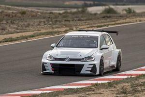 Benjamin Leuchter, Johan Kristoffersson, Volkswagen Golf GTI TCR, Sebastien Loeb Racing