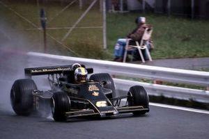Gunnar Nilsson, Lotus 77