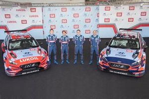 Hyundai BRC team launch