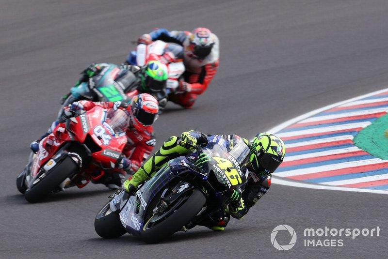 Валентино Россі. Yamaha Factory Racing