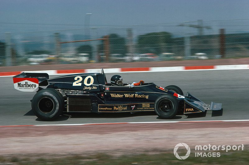 Wolf Williams FW05 (1976)