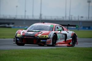 #30: Team Hardpoint Audi R8 LMS GT3, GTD: Rob Ferriol, Spencer Pumpelly