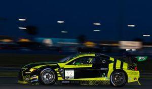 #12 AIM Vasser Sullivan Lexus RC-F GT3, GTD: Frankie Montecalvo, Townsend Bell