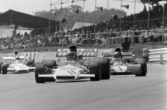 Jean-Pierre Beltoise, BRM P160C, Jackie Stewart, Tyrrell 003 Ford