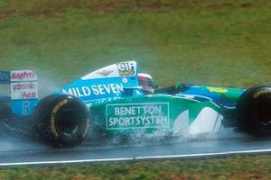 Michael Schumacher, Benetton B195 Ford