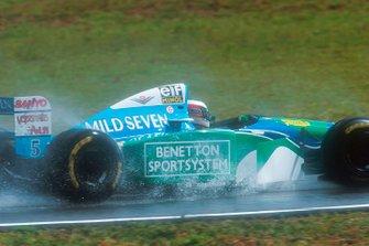 Michael Schumacher, Benetton B195 Ford