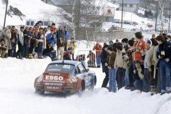Hannu Mikkola, Arne Hertz, Porsche 911 SC Carrera