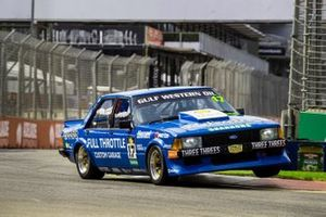 El Touring Car Masters Falcon XD de Steve Johnson