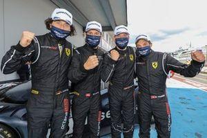 #26 Octane 126 Ferrari 488 GT3: Luca Ludwig, Jonathan Hirschi, Björn Grossmann, Simon Trummer