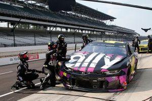 Justin Allgaier, Hendrick Motorsports, Chevrolet Camaro Ally