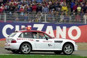 BMW Z3 M safety car