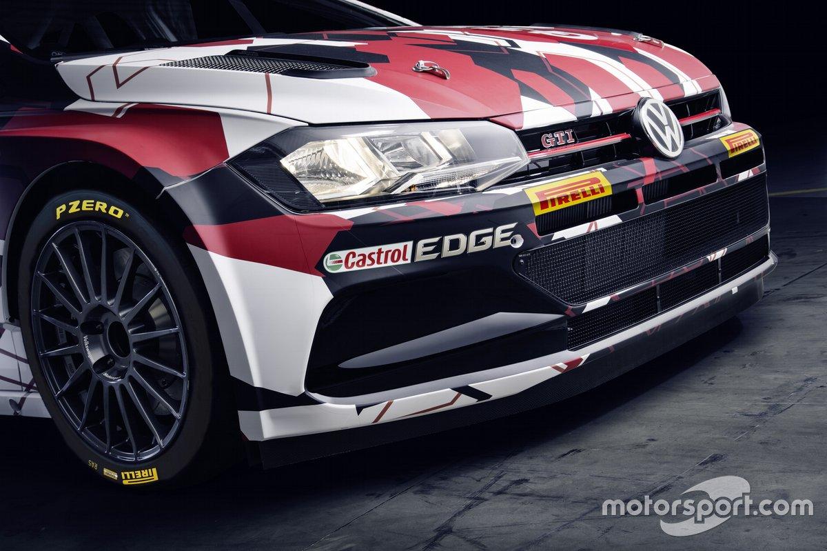 Volkswagen Polo GTI R5 con gomme Pirelli