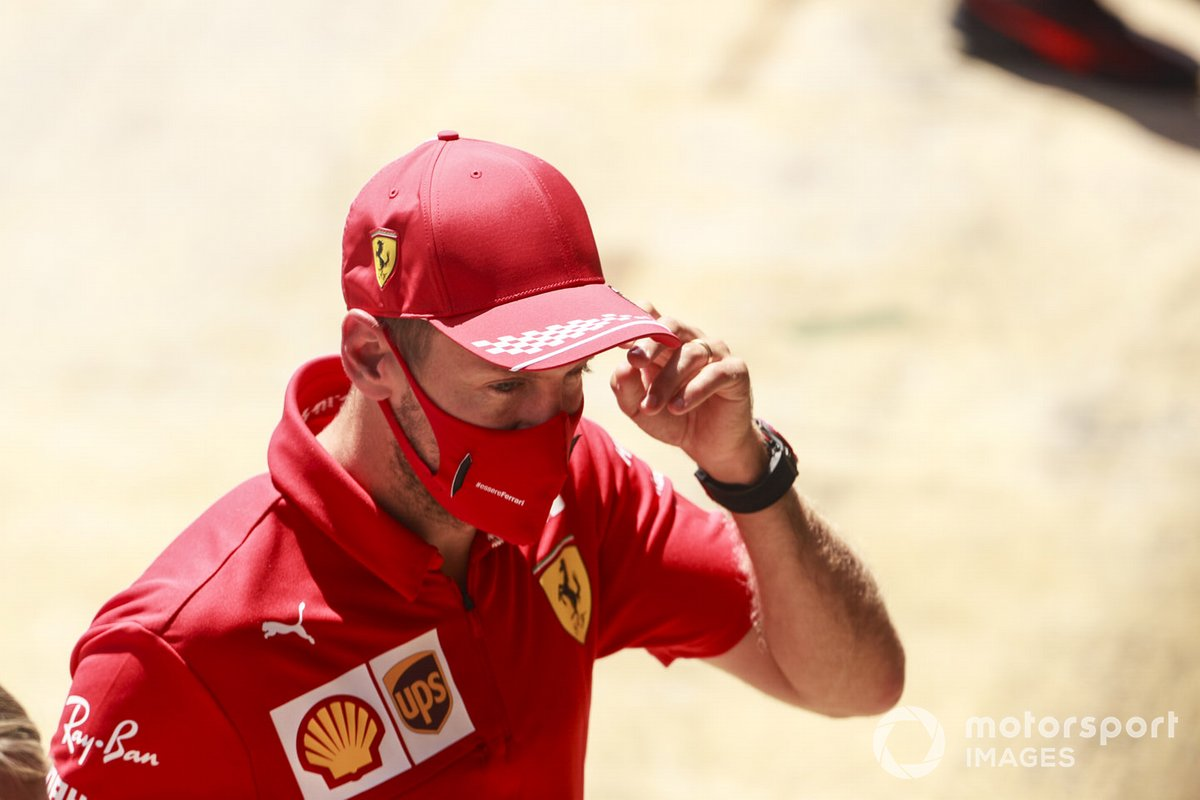Barcelona: Sebastian Vettel (Ferrari)