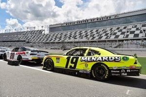 Riley Herbst, Joe Gibbs Racing, Toyota Supra Monster Energy, Brandon Jones, Joe Gibbs Racing, Toyota Supra Menards/Inspire