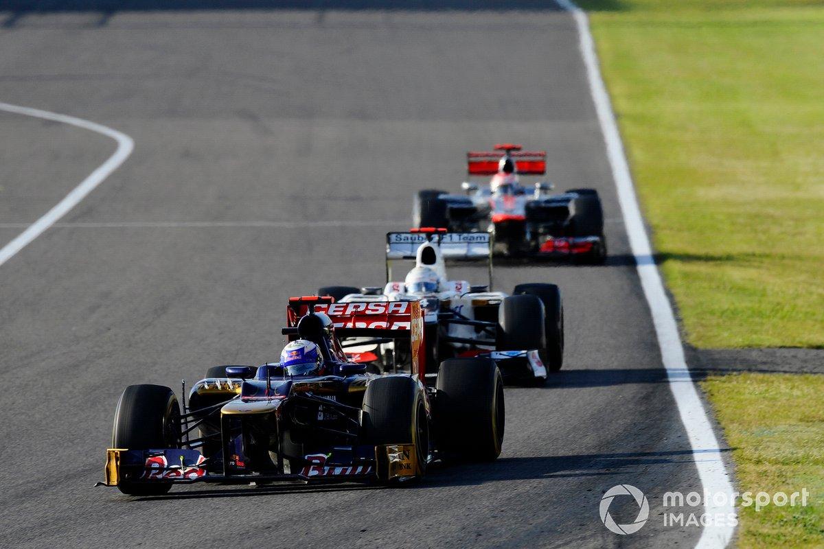 Japão 2012: conquistando o respeito de Schumacher
