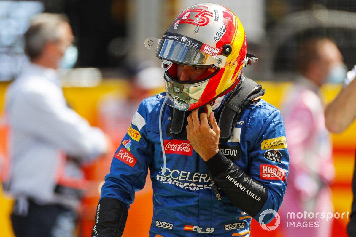Карлос Сайнс, McLaren, 4,5 млн евро