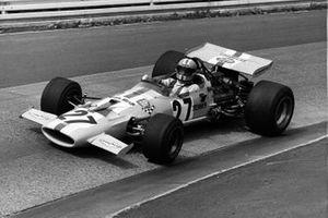 Joakim Bonnier, McLaren M7C Ford
