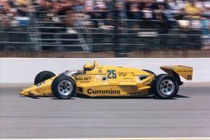Al Unser, Penske Racing, March-Cosworth