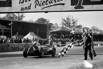 Reg Parnell, Alfa Romeo 158