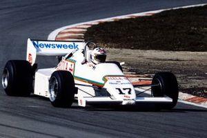 Jean-Louis Schlesser, RAM 01 Ford