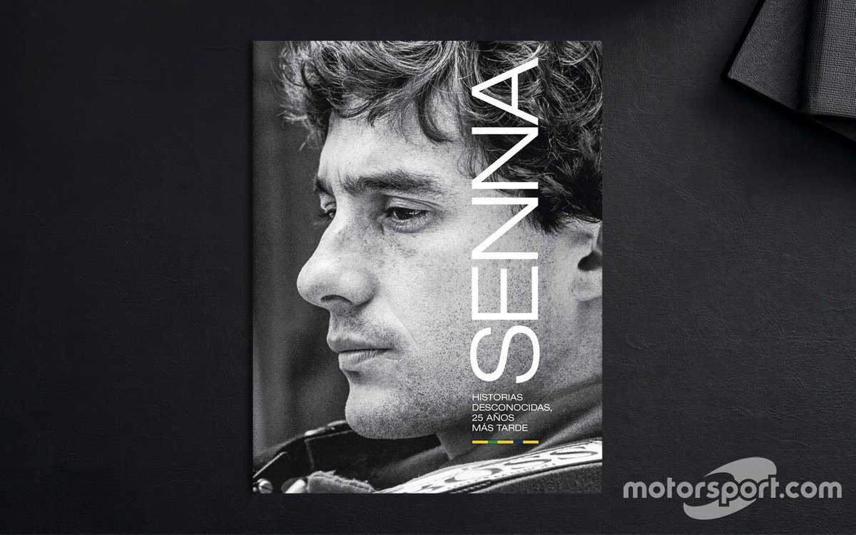 Senna historias desconocidas 25 años más tarde - José M. Rubio, Lemyr Martins