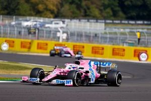 Nico Hulkenberg, Racing Point RP20, Lance Stroll, Racing Point RP20