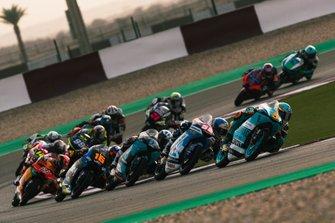 Davide Pizzoli, RBA Racing Team, Jeremy Alcoba, Gresini Racing, John McPhee, SIC Racing Team