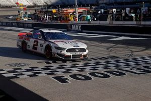 1. Brad Keselowski, Team Penske, Ford Mustang