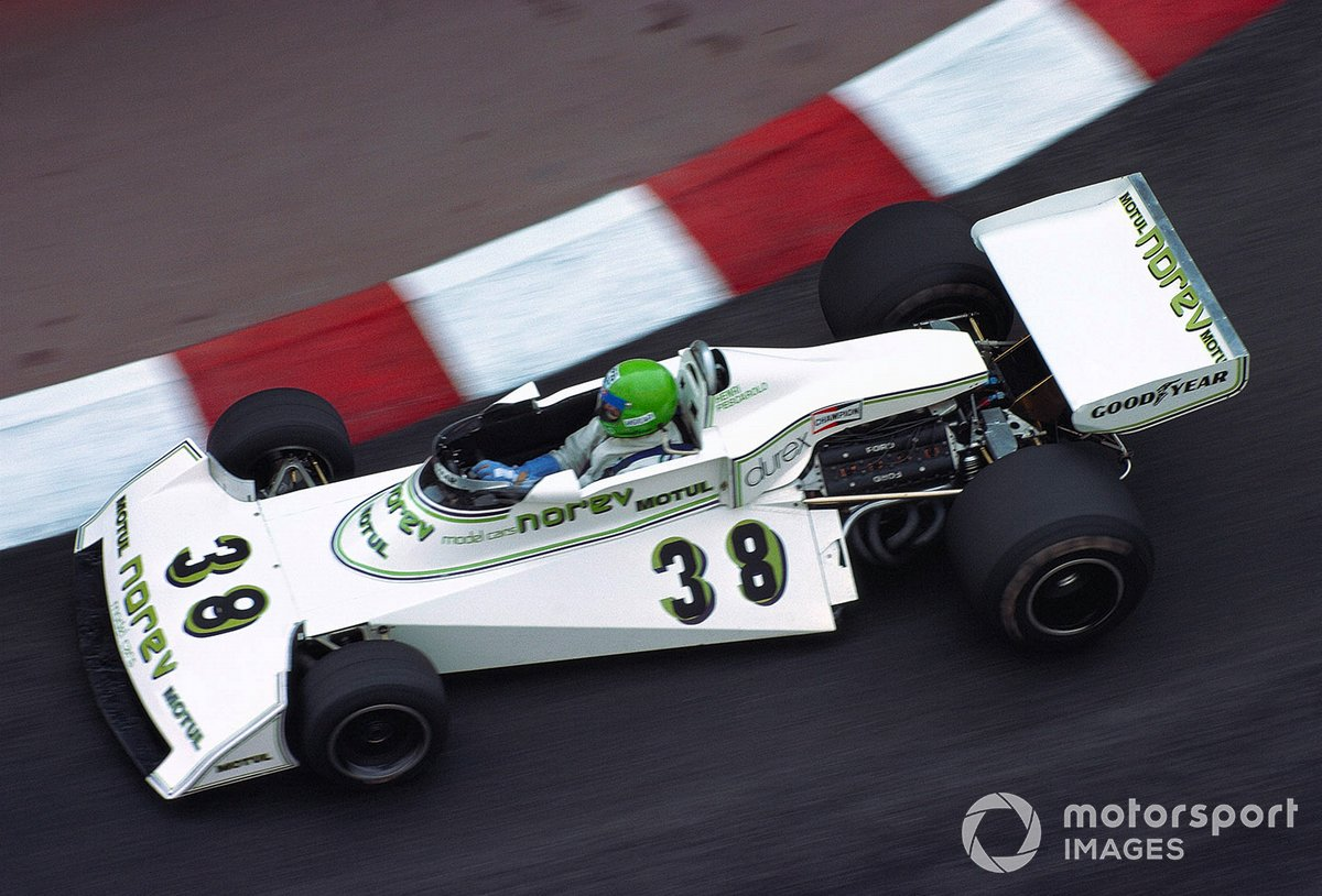 Henri Pescarolo, Surtees TS19 Ford