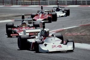 James Hunt, Hesketh Ford 308, Jochen Mass, McLaren M23 Ford, Clay Regazzoni, Ferrari 312T, Carlos Pace, Brabham BT44B