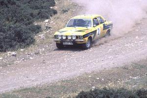 Walter Rohrl, Jochen Berger, Opel Ascona