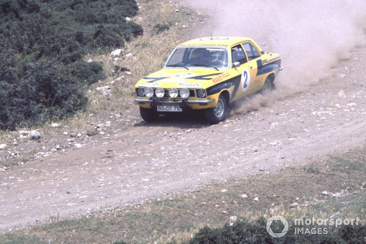 4. Rally Acrópolis 1975: 62,08 km/h