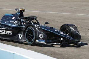 Nyck De Vries, Mercedes Benz EQ Formula, EQ Silver Arrow 01