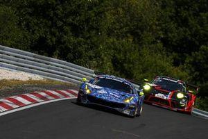 #39 Racing One Ferrari 488 GT3: Christian Kohlhaas, Stefan Aust, Jules Szymkowiak