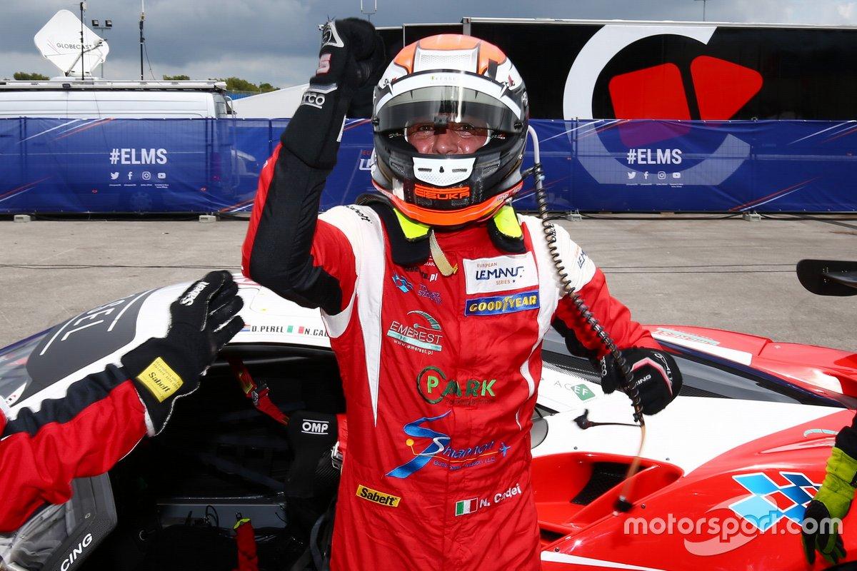 #74 Kessel Racing Ferrari F488 GTE EVO: Nicola Cadei