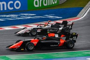 Bent Viscaal, MP Motorsport en Sebastian Fernandez, ART Grand Prix