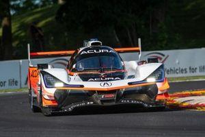 #7 Acura Team Penske Acura DPi: Ricky Taylor, Helio Castroneves