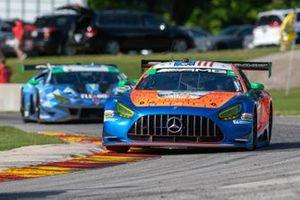 #74 Riley Motorsports Mercedes-AMG GT3: Lawson Aschenbach, Gar Robinson