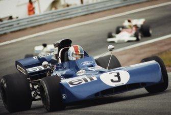Francois Cevert, Tyrrell 002 Ford