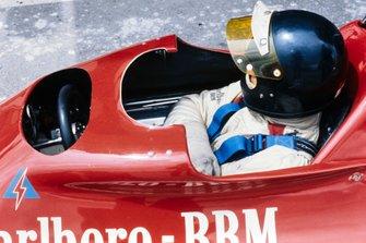 Peter Gethin, BRM P180