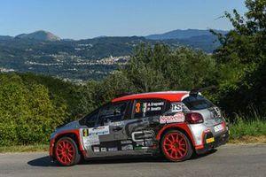 Andrea Crugnola, Pietro Elia Ometto, F.P.F. Sport, Citroen C3 R5
